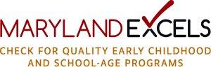 Published Programs - MD EXCELS Logo with Tagline for Program Use
